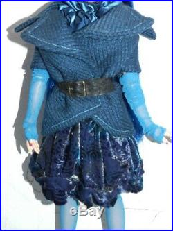 Tonner A Case Of The Blues Ellowyne Complete Outfit Only No Doll