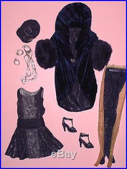 Tonner A Slight Chill 16 Deja Vu Fashion Doll OUTFIT