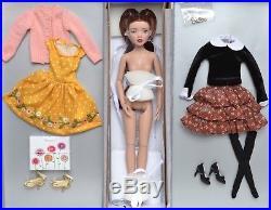 Tonner Agatha Primrose YOYO MODE 13 NUDE Doll + 2 Agatha's Outfits BONUS