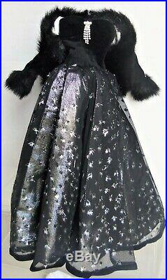 Tonner BRENDA STARR MIDNIGHT MELODY Outfit only, complete LE 500 pieces, Gene