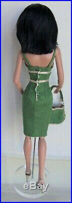 Tonner CARRIE CHAN doll in ON THE PRESIDIO Outfit with stand, 16 Tyler Wentworth