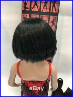Tonner Chicago Velma Kelly Basic Doll Plus I Can't Do It Alone Clothing Outfit