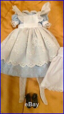 Tonner Disney Alice Wonderland Outfit Set no doll Marley 12