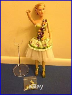 Tonner Doll Co. 16 Spring Flowers Ballet Doll Outfit Clothes- Near Mint! RARE