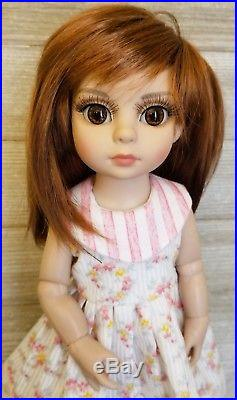 Tonner Doll Patsy Brown Eyes 10 Doll Very Cute! Doll, Outfit, Wig