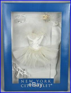 Tonner Dolls New York City Ballet Swan Lake NYCB Outfit NRFB