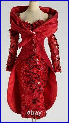 Tonner Dolls Sizzle on Sunset Outfit Hollywood Glamour Fits Tyler Wentworth NRFB