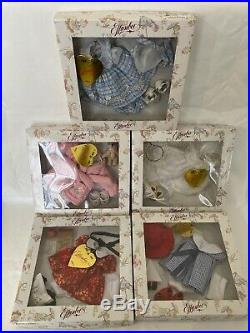 Tonner Effanbee LOT OF 5 PATSYETTE DOLL OUTFITS ALL NEW NRFB ONLY $30 EACH
