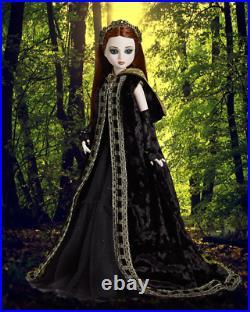 Tonner Ellowyne Wilde Resin Deep Dark Forest Full Outfit ONLY