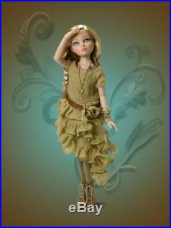 Tonner Ellowyne Wilde only outfit Olive Drab New in box NRFB