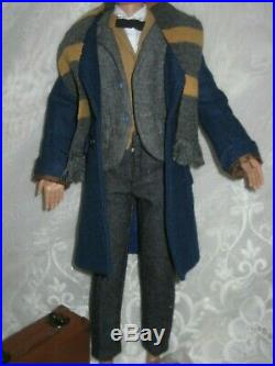 Tonner'Fantastic Beasts Newt Scamander' 10 pc Outfit Only, New, 2018, No Doll