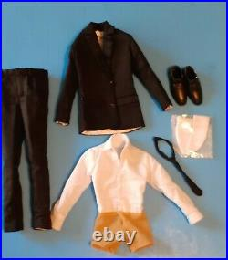 Tonner Fits 17 Matt Body & Trent. Full Outfit & Shoes Only No Doll 1/4 Scale