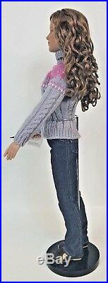 Tonner Harry Potter Hermione Doll Granger At Hogwarts T6HPDD02 with extra Outfits