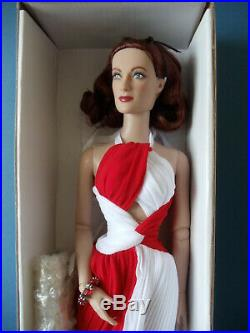 Tonner JOAN CRAWFORD In Make-Up Doll + JUNGLE RED Outfit MINT with Box