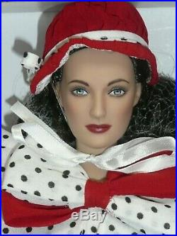 Tonner Joan Crawford Ready for Wardrobe in Spotted By The Press Outfit in Box