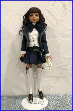 Tonner Lizette School Daze Ellowyne Friend Original Wig & Outfit Le 200 / 2013