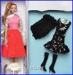 Tonner Marley Wentworth Rose Rouge 16 Dressed Doll + BONUS OUTFIT Crazy Nights