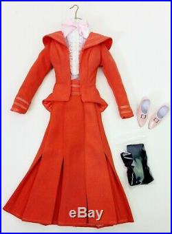 Tonner Mary Poppins 16 Doll + Outfits Accessories & Tonner Doll Trunk