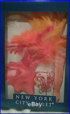 Tonner Marzipan Ballerina and bonus Firebird outfit rare and hard to find