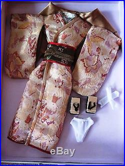 Tonner Memoires of a Geisha Okiya Visit Outfit Rare NRFB Gorgeous