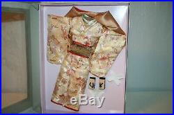 Tonner Memoirs of a Geisha OKIYA VISIT Outfit NIB