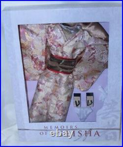 Tonner Memoirs of a Geisha OKIYA VISIT Outfit NRFB 16