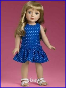 Tonner My Imagination 18'' Vinyl Doll, Blonde Nrfb Bonus Tonner Outfit