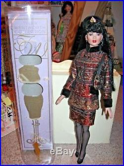 Tonner NUDE Ready To Wear Mei Li Doll PLUS Russian Renaissance Outfit