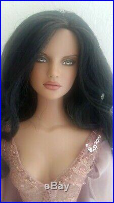 Tonner OOAK RTW Stella Raven repaint in Tyler's Ambient Luxe outfit COMPLETE