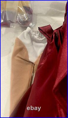 Tonner Outfit -deeanna Denton Bordeaux Dress Only