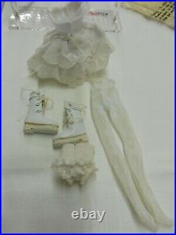 Tonner Re-Imagination Mini Mood BJD Doll and 3 Outfits LE200 Loose No Box