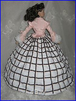 Tonner Scarlett Gone With Wind'Lost' Outfit'Trip To Saratoga' 2007, No Doll