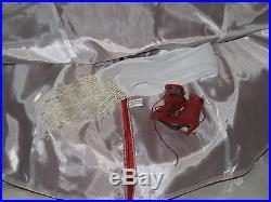 Tonner Scarlett'Kissing Ashley Goodbye' Red Wht Outfit Only Gone With The Wind