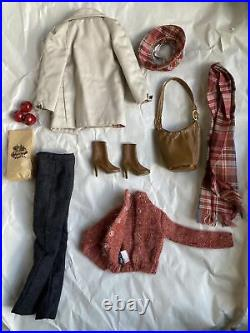 Tonner TYLER WENTWORTH NEW ENGLAND EXCURSION 16 FASHION Doll CLOTHES OUTFIT LE