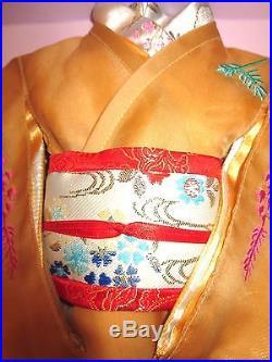 Tonner Tyler 16 Memoirs Of A Geisha KIOTO SPRING Doll Outfit LE 500 NRFB 2006