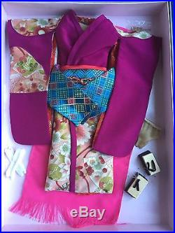 Tonner Tyler 16 Memoirs Of A Geisha Tea House Engagement Doll Outfit LE NRFB