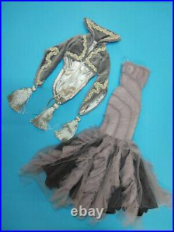 Tonner WI Evangeline Ghastly Afterlife Elegance Partial Outfit Only