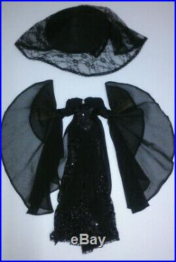 Tonner WI Evangeline Ghastly Sean Serenade & Mourning Tears Partial Outfits
