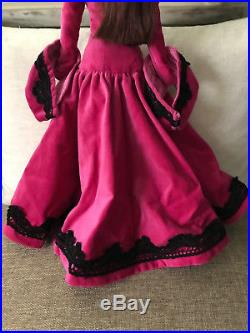 Tonner Wicked Witch East Doll dressed in Wonderland Stroll Outfit LE
