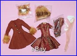 Tonner Wilde 16 Ellowyne Brrooties Outfit Complete Amber Lizette Pru