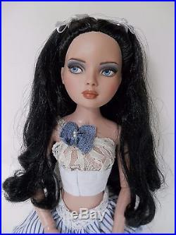 Tonner Wilde Ellowyne My Wistful Season Doll OOAK Repaint Artist CLD COA +Outfit