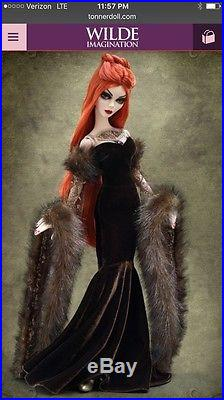 Tonner Wilde Evangeline Ghastly A Cold Wind 18 Doll Outfit NRFB LE