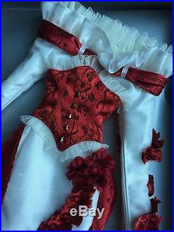 Tonner Wilde Evangeline Ghastly Eternally Yours 18 Doll Outfit NRFB LE 300