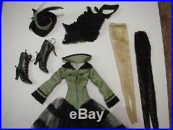 Tonner Wilde Evangeline, Whispers from Below Outfit, Complete withBox
