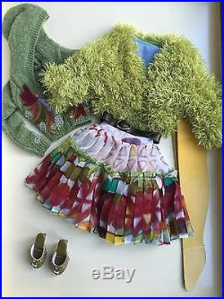 Tonner Wilde Imagination 16 Ellowyne Doll OUTFIT Things To Come LE NRFB 2007
