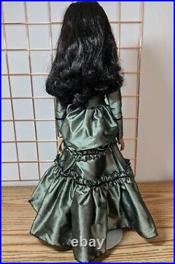 Tonner Wilde Imagination Lizette's Sultry & Serene Doll in OOAK outfit