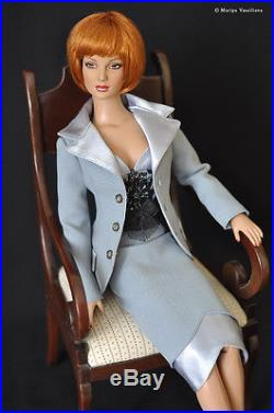 Tonner doll Tyler 16 Toast of the Town Ashleigh 2006 with OOAK outfit