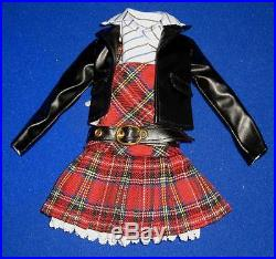 Urban Legend Lizette outfit only Wilde Imagination Fit Amber Ellowyne Mint cmplt