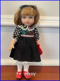 VERY RARE 2004 TONNER MARY ENGELBREIT ANN ESTELLE SOPHIE DOLL Scottie Outfit