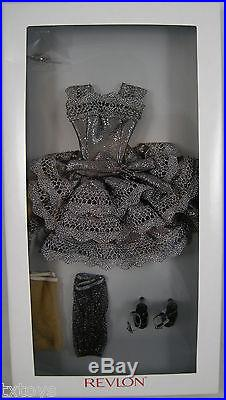 Wigged 13 Revlon Tonner Doll Outfits Silver Shimmer Midas Touch Velvet Dazzle